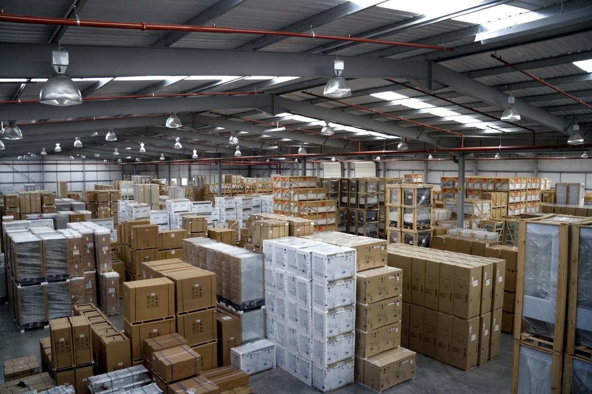 Warehousing Storage & Services